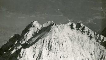 200 Jahre Zugspitze: Gipfel um 1920, Foto: Archiv DAV